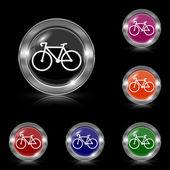Bicycle icon — Wektor stockowy