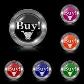 Buy icon — Stock Vector