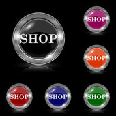 Shop icon — Stock Vector