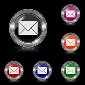 E-mail icon — Vector de stock