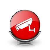 Gözetleme kamera simgesi — Stok fotoğraf