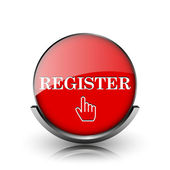 Register icon — Foto de Stock