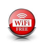WiFi gratis icon — Stockfoto