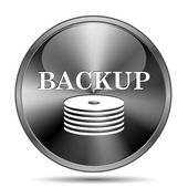 Back-up icon — 图库照片