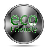 Eco Friendly icon — Стоковое фото
