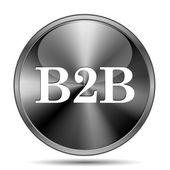 Icono de B2b — Foto de Stock
