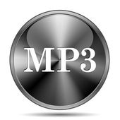MP3 icon — Stockfoto