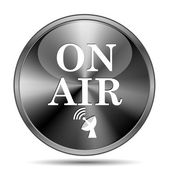 On air icon — Stock Photo