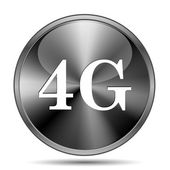 4G icon — Stock Photo