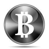 символ биткоина — Стоковое фото