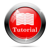 Tutorial icon — Stockfoto