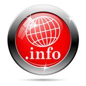 .info icon — Stock fotografie
