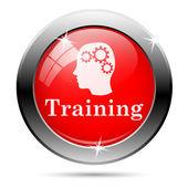 Training icon — Stock Photo