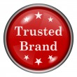 Trusted brand icon — Stock Photo #47541407