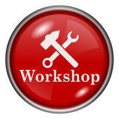 Workshop icon — Stock Photo