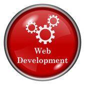 Web development icon — Foto Stock