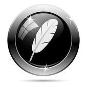 Veer pictogram — Stockfoto