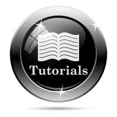 Tutorials icon — Stockfoto