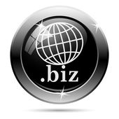.biz icon — Stock Photo