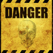 Stock Photo: Danger