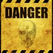Danger — Stock Photo
