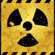 Stock Photo: Radioactivity