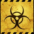 Royalty-Free Stock Photo: Biohazard