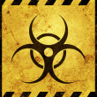 Biohazard — Stock Photo