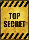 Top secret — Fotografia Stock