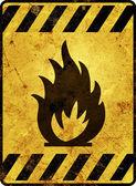 Fire Hazard — Stock Photo