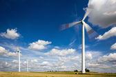 Wind turbine — Stock fotografie