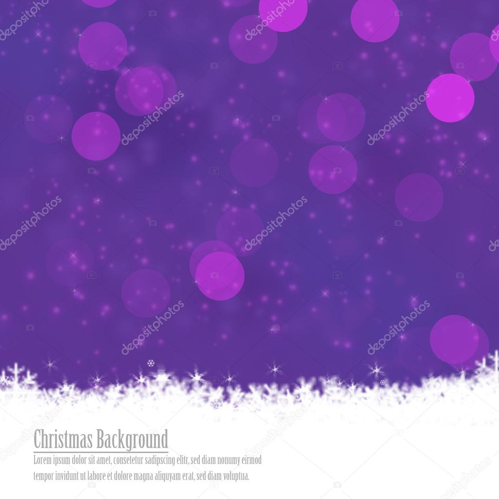 Abstract christmas background — Stock Photo #14781881