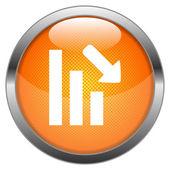 Vector Button Business — Stock Vector