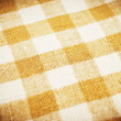 Plaid fabric - Stock Photo