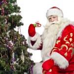 圣诞老人 — 图库照片