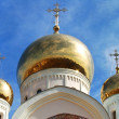 White orthodox church — Stock Photo #14694705