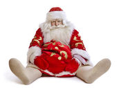 Santa claus — Stockfoto