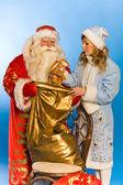 Russian Christmas — Stock Photo