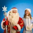 SantClaus — Stock Photo #17148757