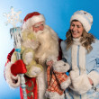 SantClaus — Stock Photo #17148801