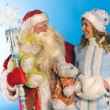 SantClaus — Stock Photo #17148803