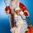 SantClaus — Stock Photo #17148859