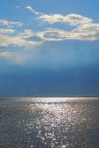 Background sea — Stock Photo