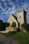 Medieval church Vitochov — Stock Photo