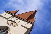聖ニコラス教会します。 — ストック写真