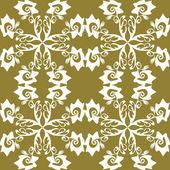 飾り - シームレスなパターン — ストックベクタ