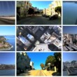 Montage Images City and Surrounds San Francisco, USA — Stock Video
