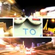 Montage Images Las Vegas, USA — Stock Video #18018087