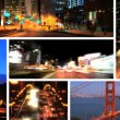 Multiple West Coast City Images, USA — Stock Video
