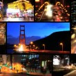 Montage West Coast Travel USA — Stock Video